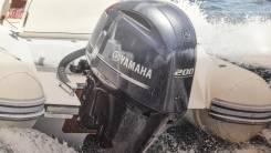 Yamaha. 200,00л.с., 4х тактный, бензин, нога X (635 мм), Год: 2013 год