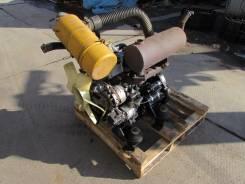 Двигатель в сборе. Hanix Mitsubishi