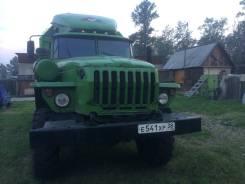 Урал 4320. Продам с кунгом, 3 000 куб. см., 10 000 кг.