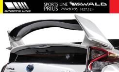 Спойлер. Toyota Prius, ZVW50, ZVW55. Под заказ
