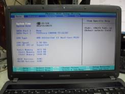 """Samsung R525. 15.6"""", 2,1ГГц, ОЗУ 3072 Мб, диск 1 Гб, WiFi, аккумулятор на 1 ч."""