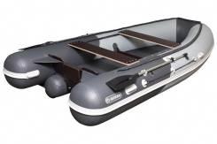 Sibriver Абакан-380 Jet Light. Год: 2017 год, длина 3,80м., двигатель без двигателя
