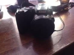 Nikon Coolpix L120. 20 и более Мп, зум: 14х и более
