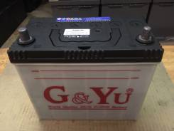G&Yu. 50 А.ч., правое крепление, производство Япония