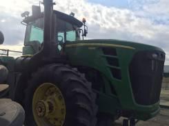 John Deere. Трактор 9430, 13 500 куб. см.