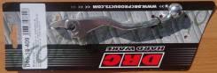 Рычаг тормоза DRC KLX250 -'07, KDX250SR Серый D40-13-409