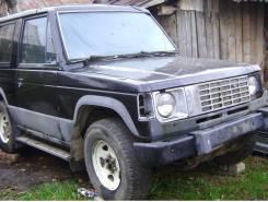Руль. Mitsubishi Pajero, L043G