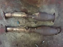 Катализатор. Nissan Pathfinder, R51M, R51 Двигатель VQ40