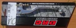 Рычаг сцепления DRC D40-01-911 Серый Magura KTM-'08, Husky