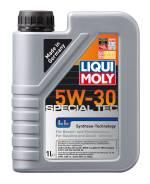 Liqui moly Special Tec LL. Вязкость 5W-30, гидрокрекинговое