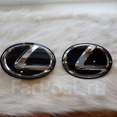 Эмблема решетки. Lexus GX460, URJ150 Двигатель 1URFE