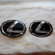 Эмблема решетки. Lexus GX460