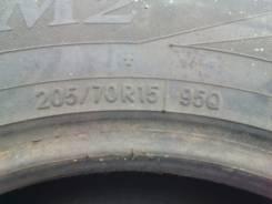 Toyo Winter Tranpath M2. Всесезонные, 2003 год, износ: 50%, 1 шт