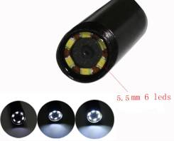 Android usb Камера энодскоп 1.5 метра 700TVL led подсветка