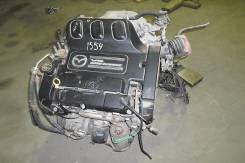 Двигатель в сборе. Mazda MPV, LWFW Двигатели: AJ, AJDE