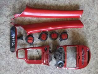 Панели и облицовка салона. Toyota Celica, ZZT230, ZZT231