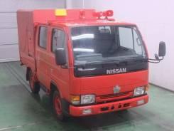 Nissan Atlas. Без пробега по России! 4WD - N6F23, 2 500 куб. см., 1 250 кг.