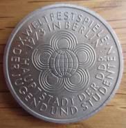 10 немецких марок ГДР 1973г