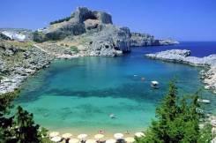 Греция. Родос. Пляжный отдых. Туры по Европе! Горящие! Рассрочка 0%!