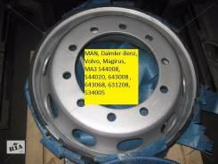 Wheel Power. 9.0x22.5, ET175, ЦО 281,0мм. Под заказ