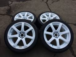 Work Emotion XT7. 8.5x18, 5x100.00, ET32, ЦО 73,0 мм.