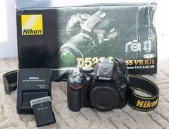 Nikon D5200 Body. 20 и более Мп, зум: без зума