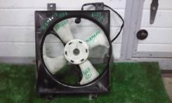 Вентилятор радиатора кондиционера. Mitsubishi Diamante, F41A, F31A, F34A, F46A, F36A