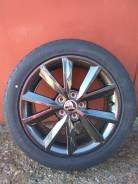 Продам комплект летних колес. 7.0x16 5x100.00 ET46 ЦО 57,1мм.