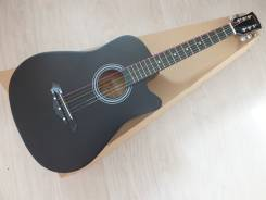 Гитары акустические.