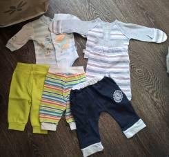 Набор вещей на малыша 62р. Рост: 60-68 см