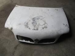 Капот. Nissan Micra
