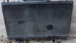Радиатор охлаждения двигателя. Toyota Caldina, ST191