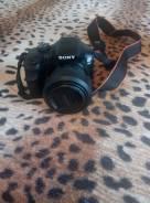Sony Alpha ILCE-3500. 20 и более Мп, зум: 14х и более