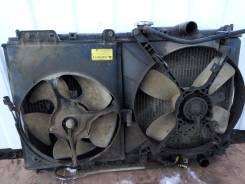 Радиатор охлаждения двигателя. Mitsubishi Libero, CB8V, CB2V, CB4W, CD5W, CD2V, CB2W, CB1V, CB8W, CD8V, CB5W, CD8W
