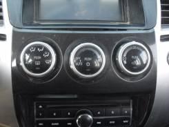 Блок управления климат-контролем. Mitsubishi Pajero Sport, KH0 Двигатели: 4D56, 6B31