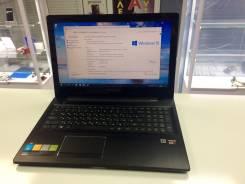 """Ноутбук Lenovo AMD A10-7300 / 8Gb / 1TB HDD / AMD Radeon R6 M255DX. 15.6"""", 1,9ГГц, ОЗУ 8192 МБ и больше, диск 1 000 Гб, WiFi, Bluetooth, аккумулятор..."""