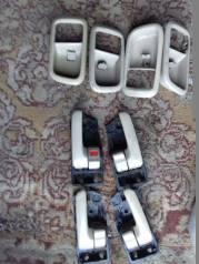 Ручка двери внешняя. Toyota Harrier, SXU15, SXU10W, SXU15W, SXU10 Двигатель 5SFE