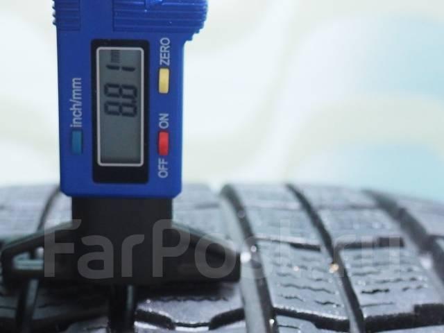 Dunlop Grandtrek SJ7. Зимние, без шипов, 2012 год, износ: 20%, 4 шт
