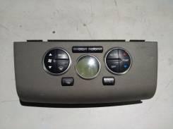 Блок управления климат-контролем. Nissan Tiida, SC11, SC11X, C11, C11X Nissan Tiida Latio, SC11 Двигатели: HR15DE, MR18DE, HR16DE