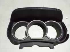 Консоль панели приборов. Nissan Tiida, C11, SC11 Nissan Tiida Latio, SC11 Двигатели: HR16DE, HR15DE, MR18DE