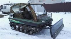 Tinger. Продам снего-болотоход тингер