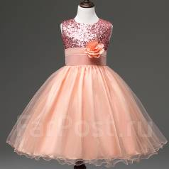 Платья бальные. Рост: 104-110 см