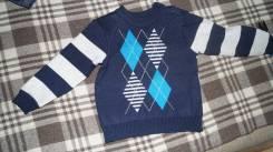 Пуловеры. Рост: 74-80 см