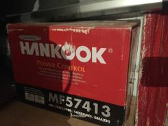 Hankook. 75 А.ч., левое крепление, производство Корея