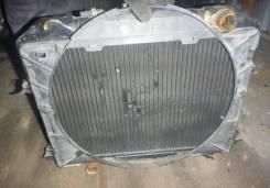 Радиатор охлаждения двигателя. Nissan Atlas, P4F23, UF22, UGF22, BF22, N6F23, AH40, WH40, AF22, PGF22, K2F23, JH40, TZ3F24, WF22, SH40, SQ1F24, M6F23...