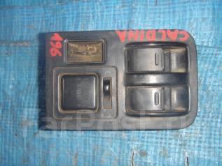 Блок управления зеркалами. Toyota Caldina, CT196