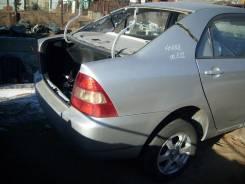 Задняя часть автомобиля. Toyota Corolla, NZE124, NZE120, NZE121