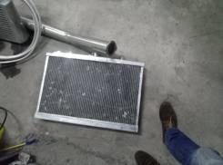 Радиатор охлаждения двигателя. Nissan Silvia Nissan 180SX