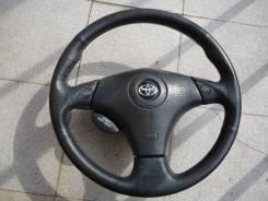 Руль. Toyota Funcargo Двигатель 1NZFE