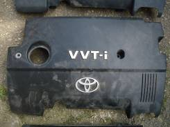 Крышка двигателя. Toyota: Prius, Vios, WiLL Cypha, Corolla, Soluna Vios, Premio, Allex, Vitz, Corolla Spacio, Yaris, Platz, Corolla Fielder, Sienta, A...